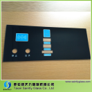 tempered touch screen glass