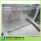*2mm tempered glass for TV protection screen