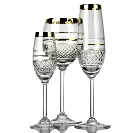 """Neman"" crystal glassware series"