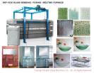 China Machinery Glass Fusing Machine For Fusing and Bending