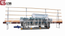 9 Motors Glass Straight Line Bevelling Machine(YGM-261A)