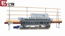 9 Motors Glass Straight Line Bevelling Machine(YGM-261A PLC)