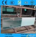 Customized Irregular Shape Toughened Glass/Curved/ Flat Toughened Glass/Tempered Glass/Tempering Gla