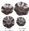 Glass Fruit Plate Mould D23 D24 D25 D26