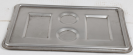 Glass Fruit Plate Mould A8