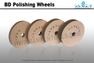 Guangzhou Various Cheap Glass BD Polishing Wheel
