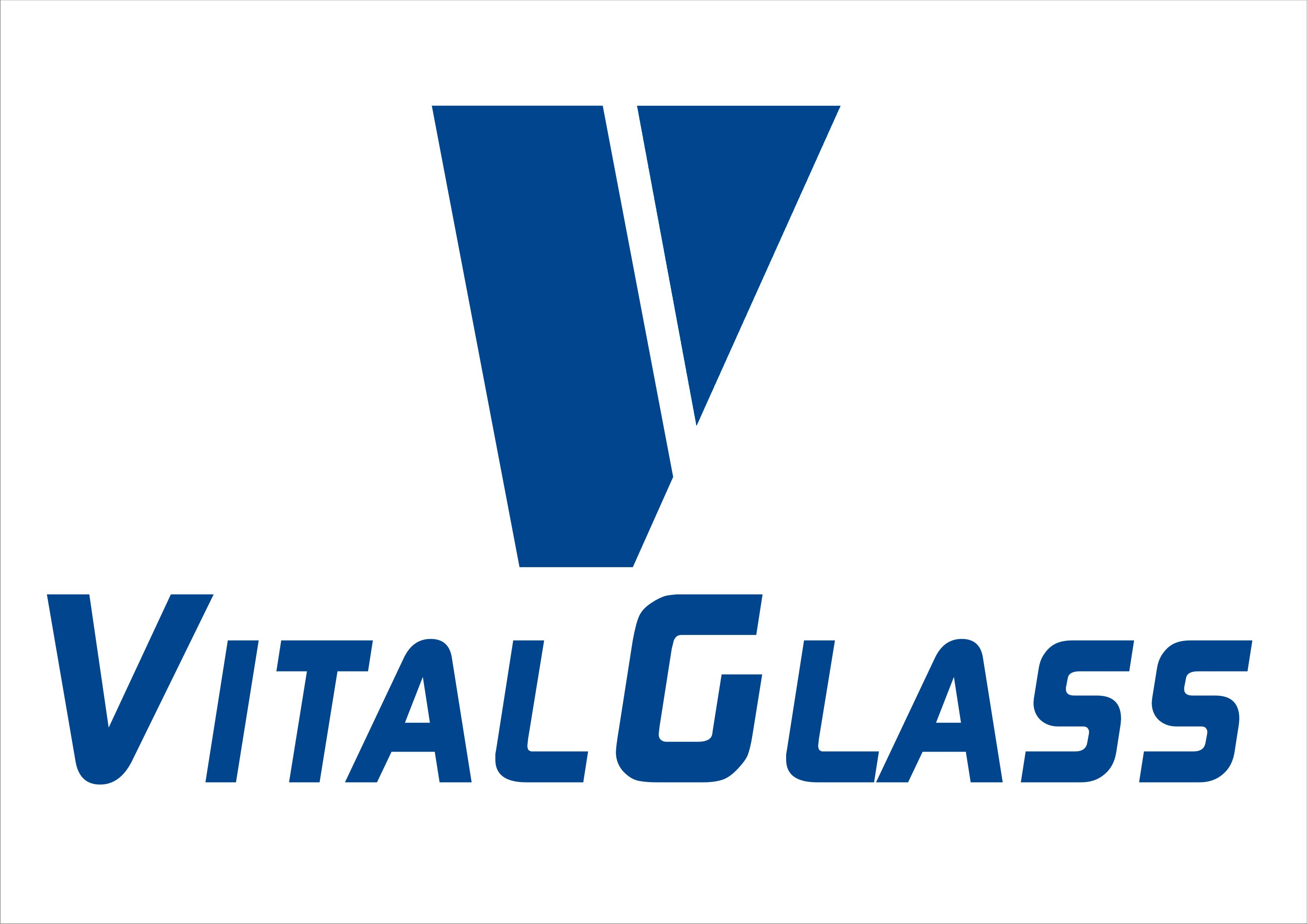 VITAL GLASS-VITAL INDUSTRIAL GROUP LIMITED