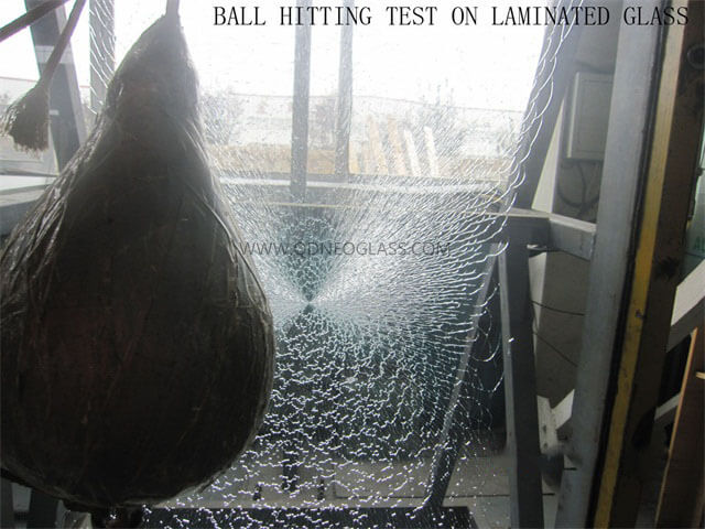 Laminated Glass-Hitting Test .jpg