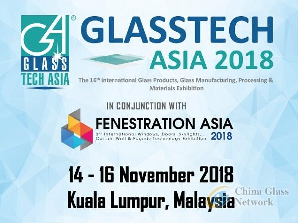 2f56648618c Glasstech Asia 2018 returns to a thriving glass industry in Malaysia after  5 years of traveling around the Asia-Pacific region. As one of the  must-attend ...