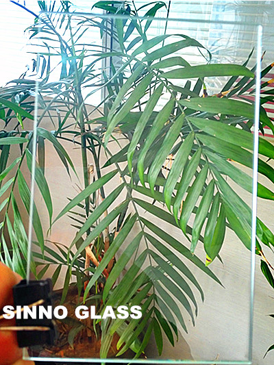 3-19MM Ultra clear float glass, Low iron glass, Extra clear glass