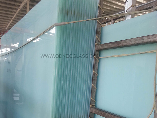 4.38 32.28mm CLEAR LAMINATED GLASS FOR DOOR U0026 WINDOW, PARTITION WALL