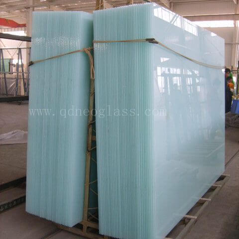 Laminated Glass 4.38-32.26mm Clear, White(Opal,Milky),Grey,Bronze,Green etc