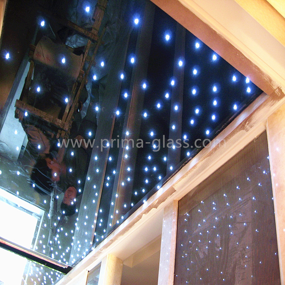 Prima energy efficient electronic led light glass for decoration
