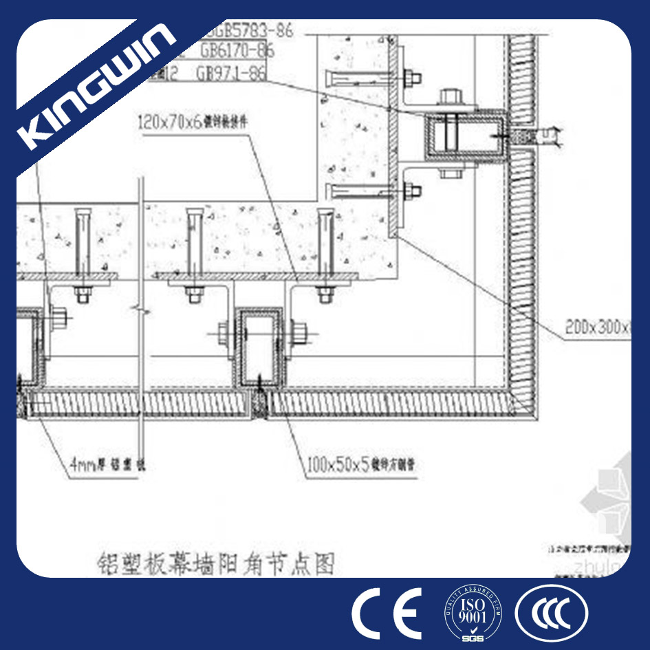Innovative Facade design and engineering - Aluminium and