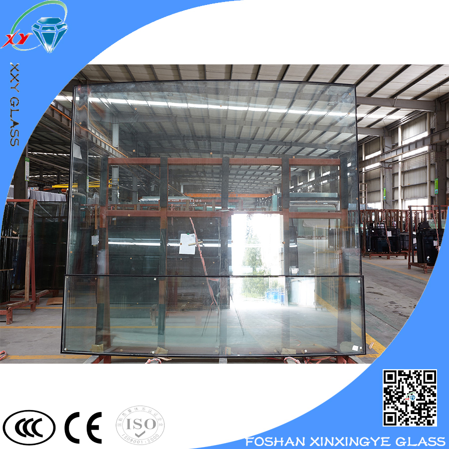Hot sale 6mm Gold reflective insulated glass