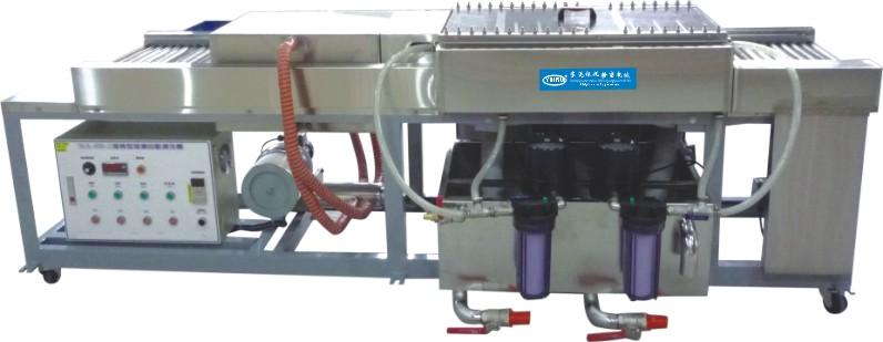 automatic glass washing machine