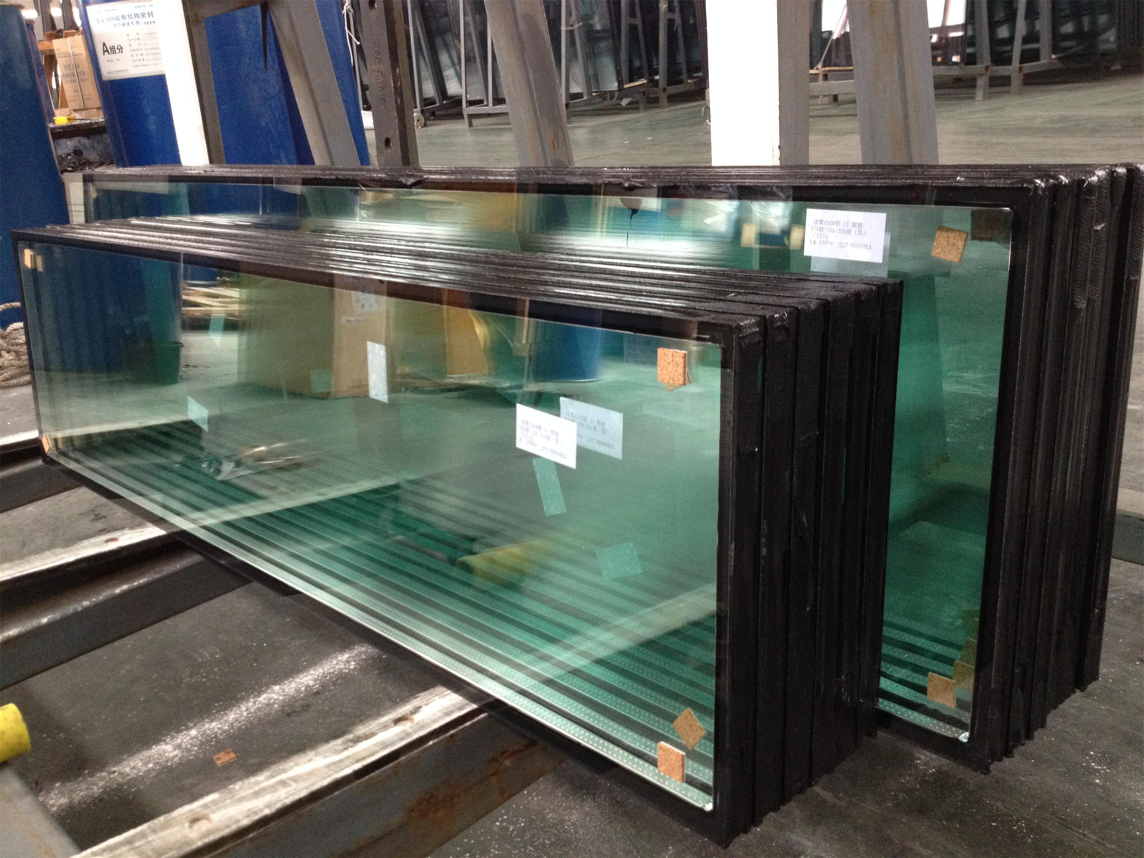 6mm+9A+6mm Double glazing glass
