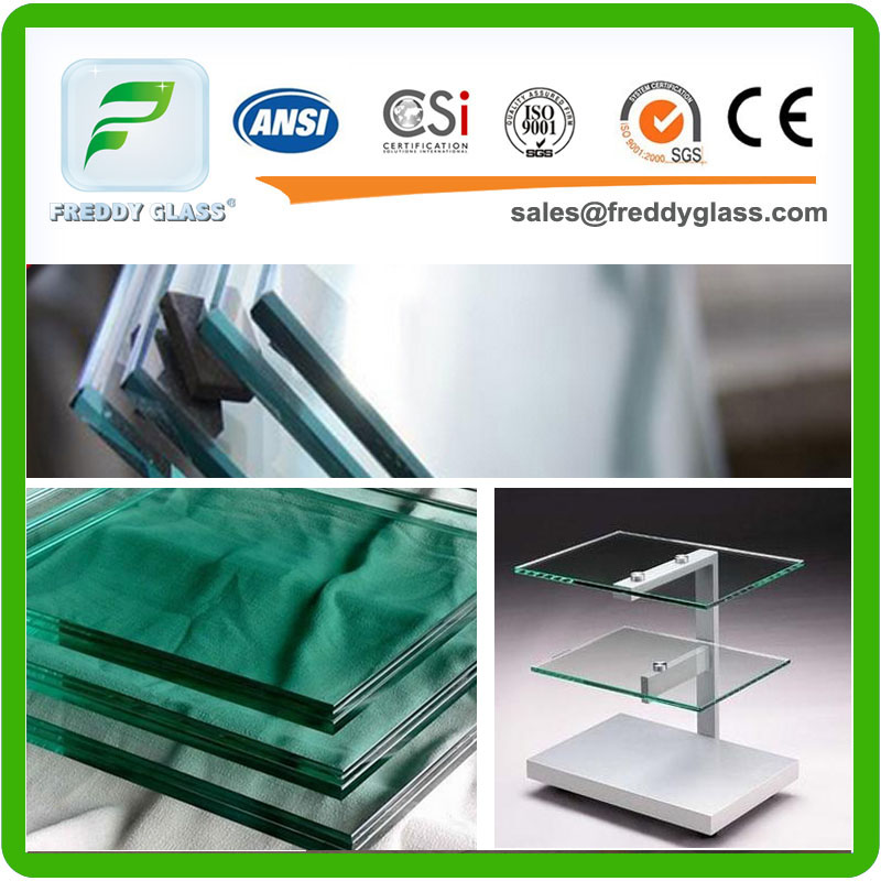 Tempered Glasstoughen Glasssafety Glass Tempered Glass Processed