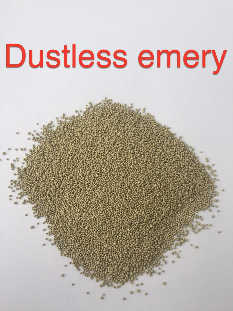 dustless emery