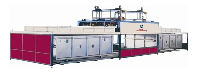 Single Chamber Thermal Bending Furnace