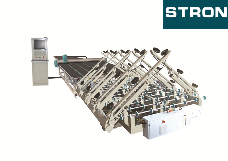 STRON CNC glass cutting line