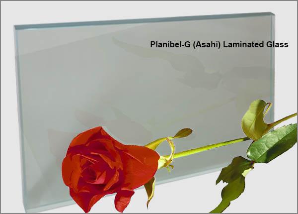 Laminated low-e glass