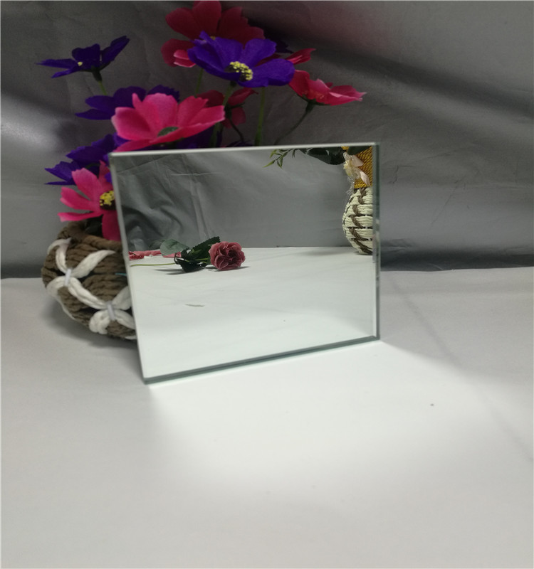 Aluminum mirror low price good quality for makeup