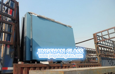 0.7mm-2mm high quality clear float glass aluminum mirror