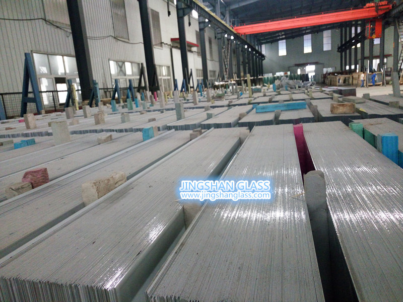 0.7mm float glass silver mirror