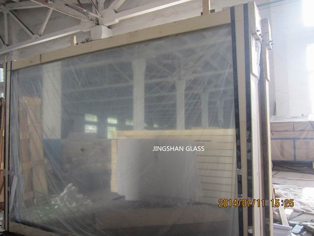 1.1mm  double coated float glass  aluminum mirror manufacturer
