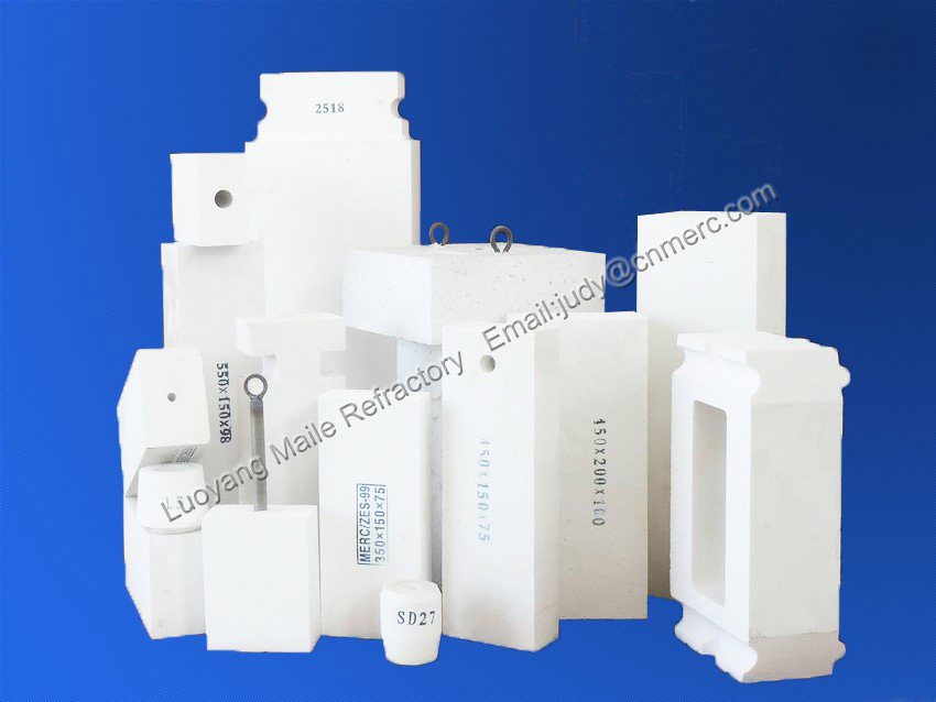Fused Silica Brick for Hot Repair of Glass Furnace