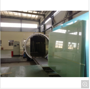 4.38-42.3mm Laminated Glass with Ce & ISO & AS/NZS2208: 1996