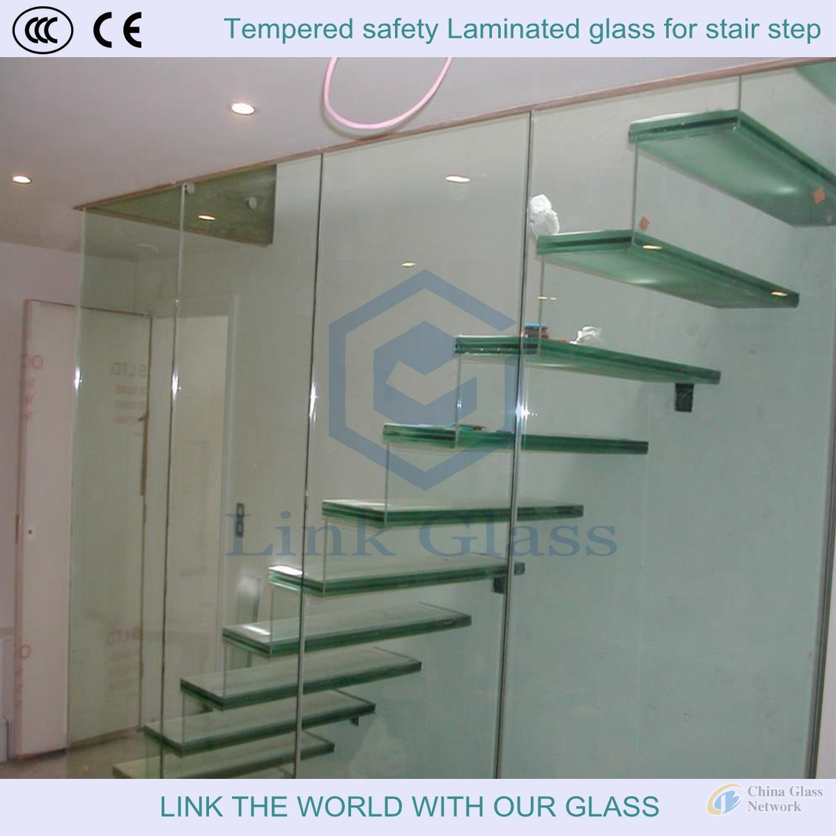 Tempered Safety Laminated Glass For Ceilings Fenceslaminated Glass