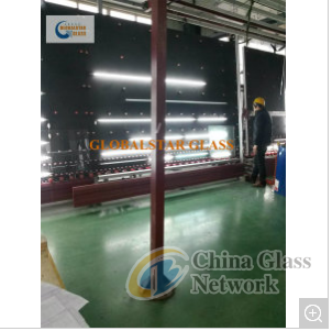 Hollow Glass Insulated Glass Unit Safety Glass