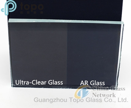 96%-98% Light Transmittance Anti-Reflective Glass (AR-TP)