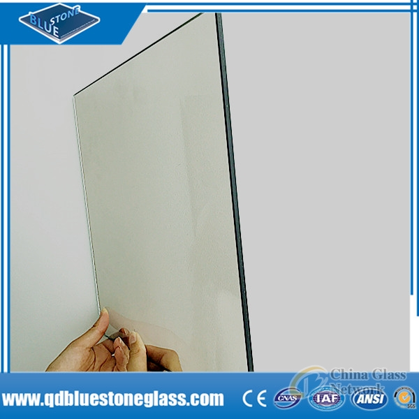 6.38 mm Safety Building & Furniture Laminated glass with Grey PVB film
