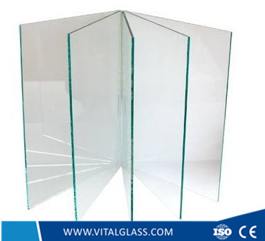 1.8-3 mm clear sheet glass