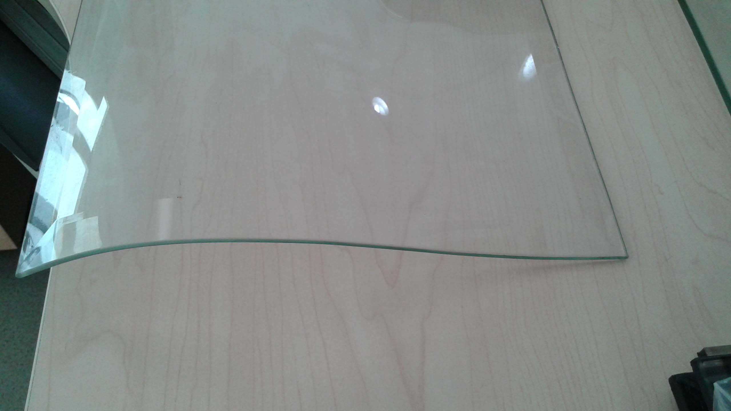 Hot-bending Glass