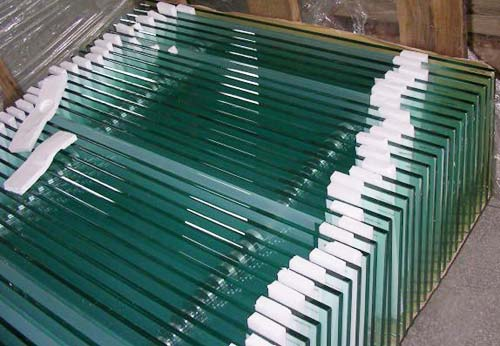 Tempered glass insulate glass