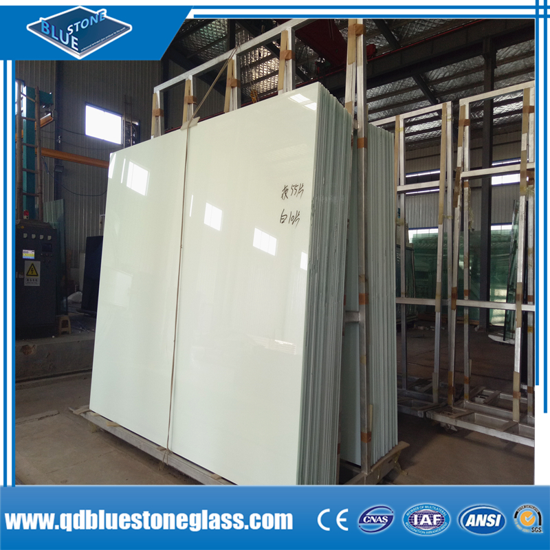 6.38mm---12.76mm Colored and Clear Laminated Glass Manufactory with CE&ISO