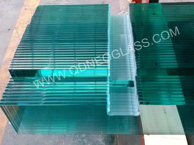 Glass Louvre-Annealed, Tempered,Laminated