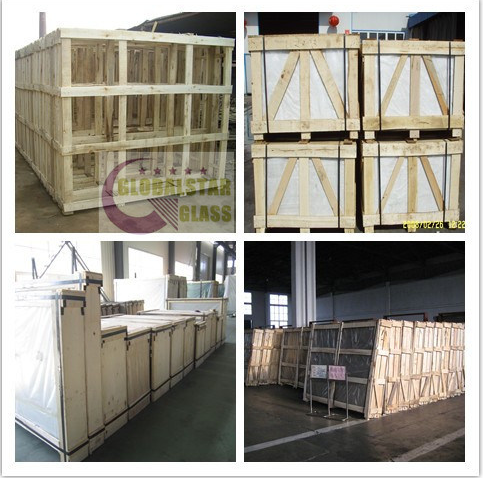 Clear and Tinted Laminated Safety Glass (6.38mm, 8.38mm, 10.38mm, 12.38mm)