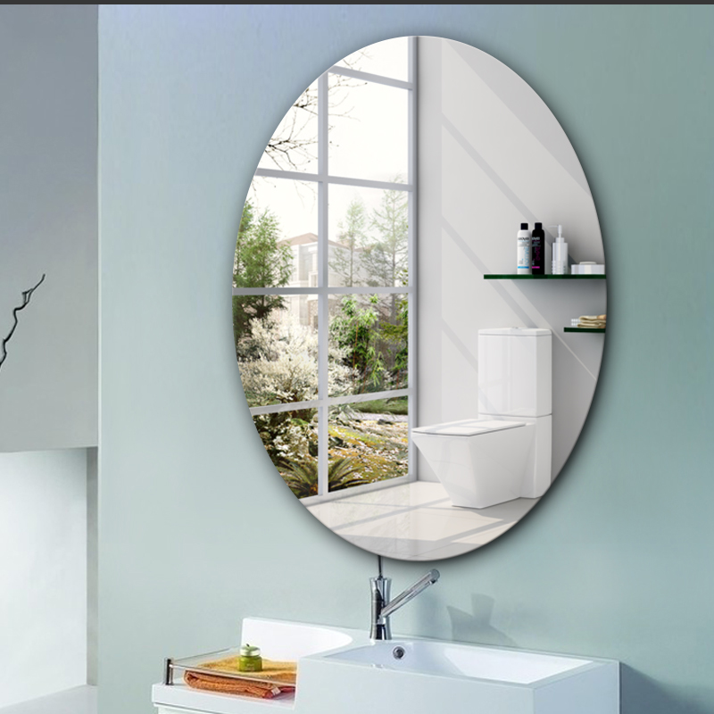 10-12mm Temperable Mirror for Bathroom Mirror and Dance Studio Mirror