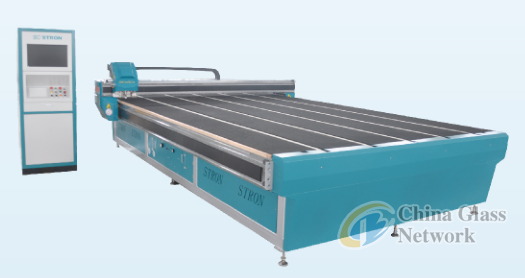 STRON Maglev Glass Cutting Machine