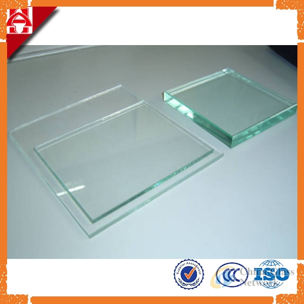 Clear Float Glass with Thickness 10mm 12mm
