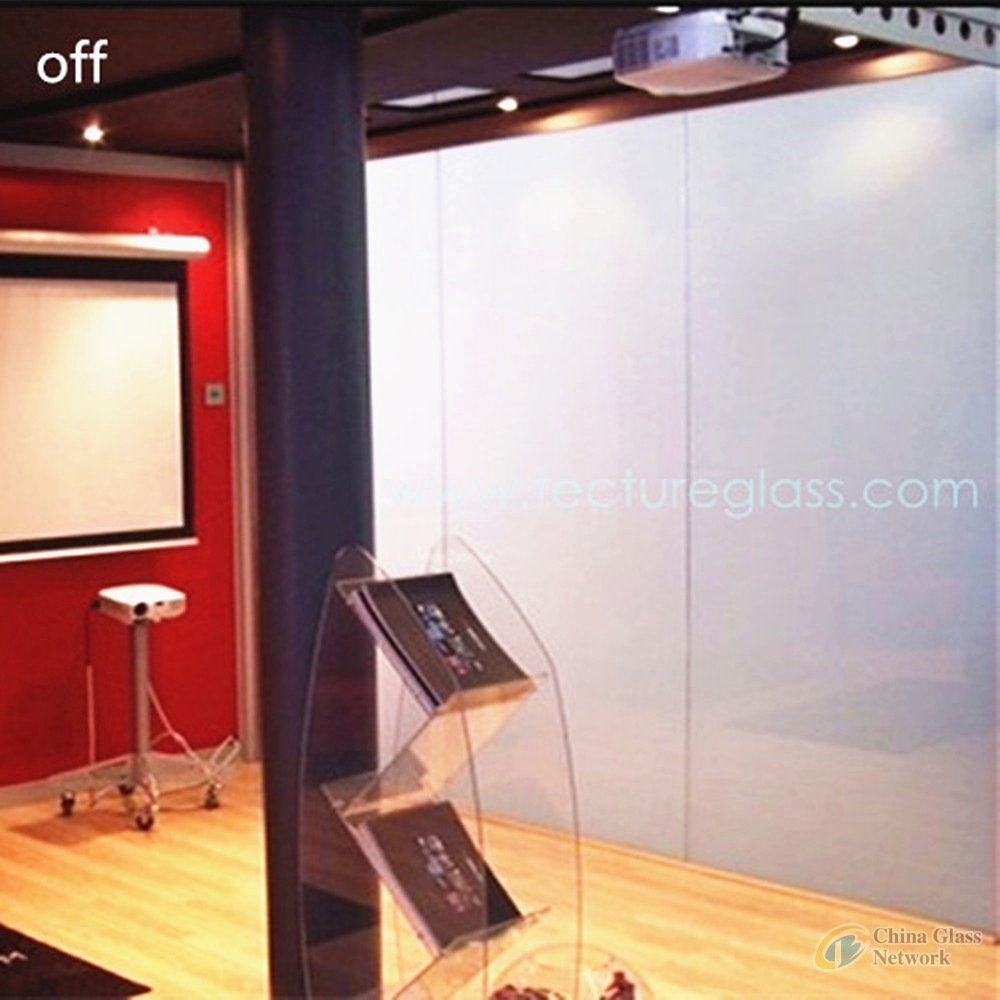 Tecture smart electronic control film for windows and doors