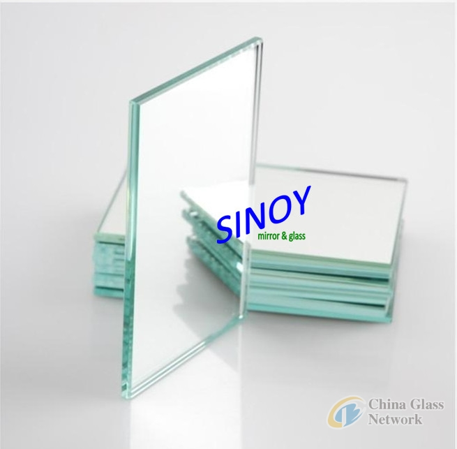 5mm Aluminum Mirror 1830*2440mm, 2134 x 3300mm with magnetron sputtering coating technology