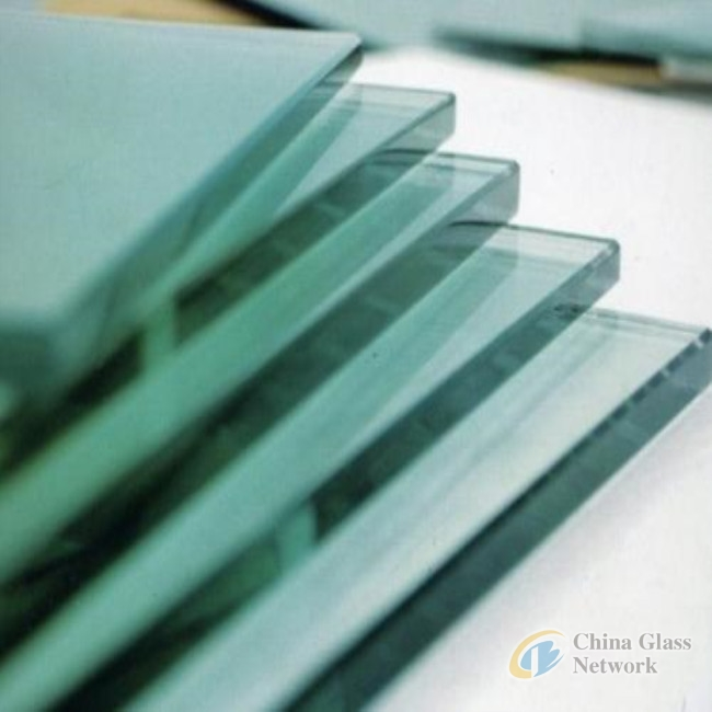 3-19 mm toughened bulding glass, high quality