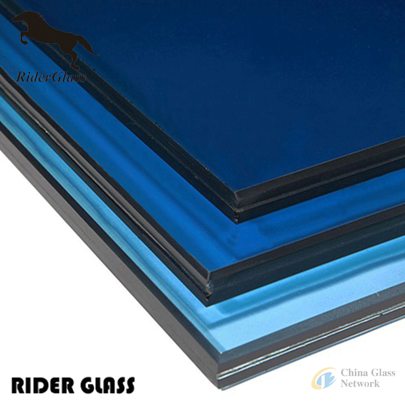 Toughened 44.1 Clear Laminated Glass Ce