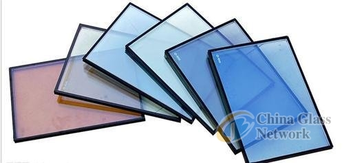 COLOUR LAMINATED GLASS
